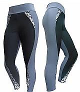 Moda feminina fitness - leggings,  corsarios,  flare