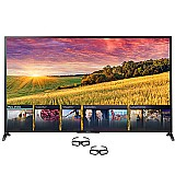 Smart tv 3d led 60