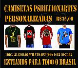 Camisetas 100% algodão,  pintadas a mão,   personalizadas.whatsapp(99) 9 9210-7382 sfacebook.com/psbillionartes/