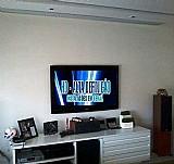 Instalacao de tv 4k,  sinal digital e tv na parede em rio de janeiro