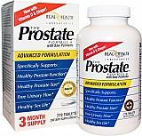 A formula da prostata 270 comprimidos real health