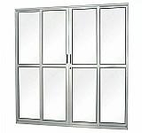 Porta balcao 2.10 × 2.00