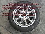 J3 jac motors roda original aluminio esportiva aro 15 pneu usado 185/60r15 champiro bxt p.fumagalli cpa mooca