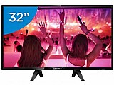 Smart tv led 32? philips nova com garantia lojista