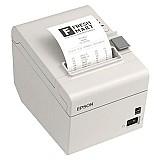 Impressora nao fiscal epson tm t20 usb com 2 anos garantia
