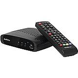 Conversor digital de tv com gravador cd 636