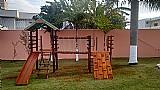 Brinquedo aldeota completa de eucalipto tratado r$ 12.999