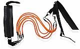 Cinto de tracao duplo 6 elasticos removiveis ... explosao potencia