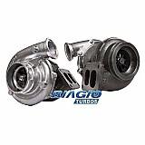 Turbo alimentador scania serie 4 sv124 recond.pela / garret