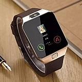 Relogio bluetooth dz-09 pulso inteligente celular whatsaapp