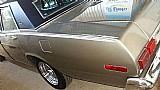 Ford landau bege ano 1982 verde metálico
