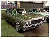 Ford galaxie landau - cinza granito - 1982