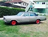 Ford galaxie landau cor cinza ano 1981