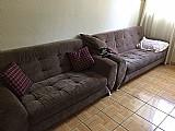 Troco conjunto de sofa para sala