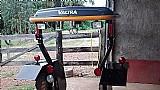 Capota de trator com vidro capota para trator valtra a 950