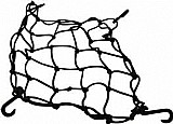 Rede elastica aranha para moto