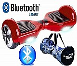 Hoverboard original com bluetooth smartbalanc wheel scooter