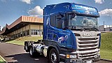 Scania 440 6x4  revisado 2013