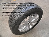 Kia sorento roda original aluminio aro 18 ano 2010 pneu usado estepe p.fumagalli cpa mooca