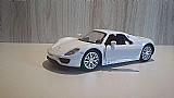 Porsche em miniatura 918 spyder - scale 1 / 32