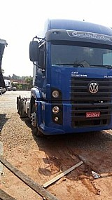 Vw 25.390 constellation 2014 leito t.alto completo unico dono
