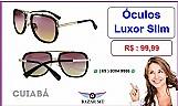 Bazar mt - óculos degrade luxor unissex ( cuiaba )