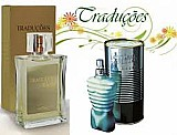 Perfume traducoes gold n °06 - hinode - insp. le male - 100 ml - masculino