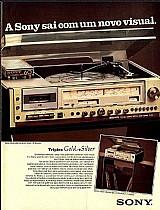 Sony 3 em 1 hmk 353bs  raridade