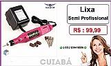 Bazar mt - lixa eletrica semi profissional ( cuiaba )