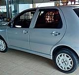 Fiat palio celebration,  prata,  4 portas,  ano 2008 a venda em fpolis