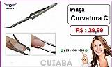 Bazar mt - pinca para formato curvatura c / unhas moldadas ( cuiaba )
