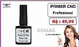 Bazar mt - base primer cnds profissional - anti fungos ( cuiaba )