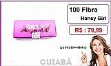 Bazar mt -  100 fibras de vidro honey girl ( macia e maleavel ) ( cuiaba )