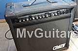Cubo crate gx-30m c/ distorcao   reverb   chorus   footswitch - 30watts - made in usa
