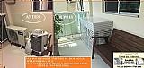Ar condicionado split na varanda protetor solucao melhor visual