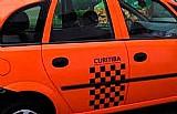 Placa  de  taxi  30  anos  no  mercado  50.0000