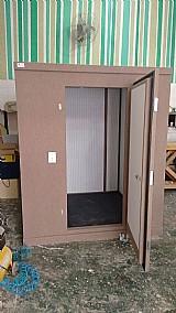 Cabine audiometria / audiometria