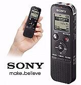 Gravador de voz digital sony icd px 470 4g b