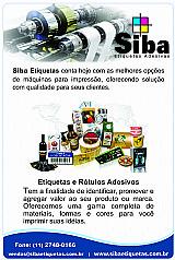 Etiquetas e rotulos auto adesivos
