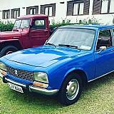 Peugeot 504 sedan diesel