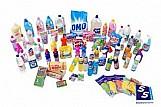 Produtos para limpeza,  higiene,  copa e descartaveis