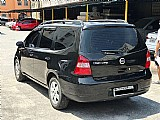 Nissan grand livina 1.8s,   preto,   5 portas,   2011,   flex/gnv 5ª geracao,   7 lugares,   ipva 2017 pago,   doc. ok. em excelente condicoes - rj.