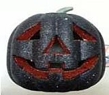 Halloween enfeite de halloween abóbora c/ iluminação artificial grande