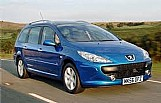 Peugeot 307 sw somente pecas