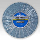 Fita adesiva lace front azul 36 metros