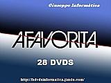 Novela a favorita completa em 28 dvds