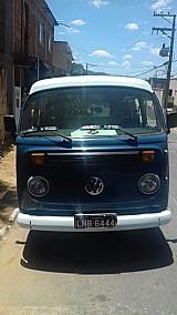 Wolkswagem kombi super nova para colecionador ,  nao tem igual. azul com teto branco