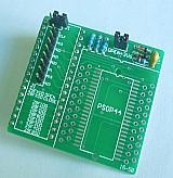 Adaptador psop44 para dip32 programador willem