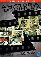 A historia do cinema - documentario em 15 dvds