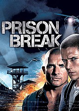 Prison break - seriado completo em 23 dvds